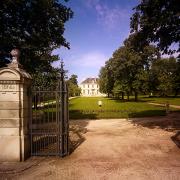 Bordeaux entrée château Kirwan