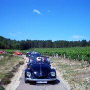 Bourgogne Rallye dans le vignoble