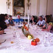 Sauternes déjeuner au château