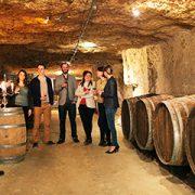 dégustation de vin en Val de Loire