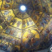 Florence plafond du baptistère 1