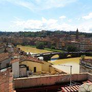 Florence vue sur lArno