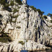 Provence Calanque dEn Vau le doigt de Dieu