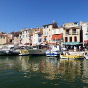Provence port de Cassis